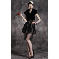 China Sheep Skin Skirt- Genuine Leather Top , Leather Dress wholesale