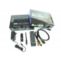 China Promotional Digital DVB S2 IPTV STB Best HD 4U FTA Satellite Receiver wholesale