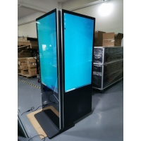 China NFC 500nits 55 Inch Lcd Billboard Digital Signage Capacitive Touch wholesale