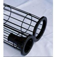 China Cement Plant Filter Bag Cage Surface Spray Silicon Treatment Customized Size wholesale