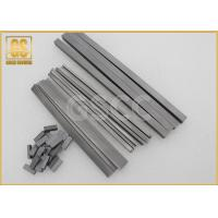 China High Hardness Rectangular Carbide Blanks RX10 For Solid Wood / Dry Wood wholesale