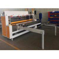 Buy cheap Automatic Thin Blade Slitter Scorer Machine For Corrugated Paperboard from wholesalers