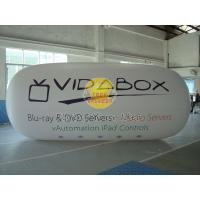 China Waterproof Huge Printed Helium Balloons with Two Sides Digital Printing for Advertising wholesale
