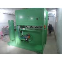 China Environment Friendly Paper Pulp Molding Machine Controlled By Computer With High Efficiency on sale