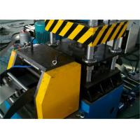 China 30m Product Length Metal Forming Machinery 380V 50HZ Saw Cutting Without Bur wholesale