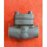 """China 347 Stainless Steel 2"""" Swing Check Valve 2500# Ends API 6D / ANSI 16.5 B wholesale"""