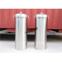 China Standard Size Ro Water Filter Housing Water Filter Tank Wall - Mounted on sale