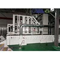 China Automatice PET Fiber Textile Carding Machine for Spray - bonded / Chemical Bonded wholesale