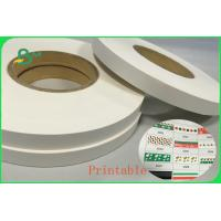 Buy cheap 60gsm 120gsm Printable White Kraft Paper Used To Make Straw Tubes Size 15mm from wholesalers