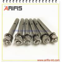 China China Concrete Anchor Bolt Manufacturer on sale