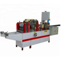 Buy cheap Professional Exporter of Tissue Paper Printing Folding Machine Napkin Paper from wholesalers