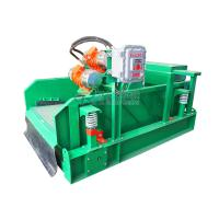 China 1630KG Oilfield Solids Control System , 2.94KW Motor Powered Shaker Tank wholesale