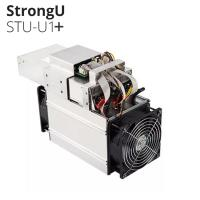 China DCR Miner Bitcoin Mining Device StrongU STU-U1+ Hashrate 12.8Th/s Miner U1 Plus In Stock wholesale
