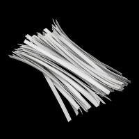 China White Color Face Mask Materials Nose Wire Medical Flexible Wire Light Weight wholesale