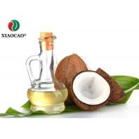 China Natural Pure Extra Virgin Coconut Oil Hair Private Label For Skin Care wholesale