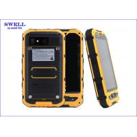 China Dust Proof Water Proof Shock Proof Industrial Mobile Phone A8 DDR512MB+4GB Flash on sale