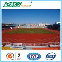 China Raw Spray Coating Surfacing Playground Commercial Rubber Flooring Environmental friendly on sale