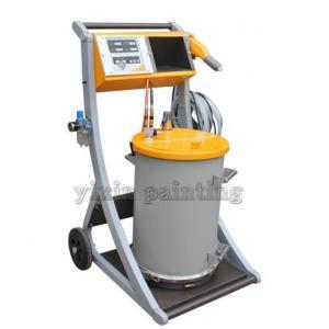 China Low Noise Powder Coating Spray Machine 40 W Input Power Digital Display wholesale