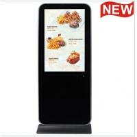 China Bank / Airport Video Audio POP LCD Display , 10 Inch Advertising Display Monitor wholesale