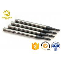 China Indexable CNC End Mill Cutter Long 4 Flutes Square Shape CNC Tooling System wholesale