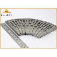 China Farm Implements Grey Tungsten Carbide Tools / Hard Alloy Grinding Block wholesale