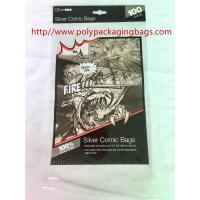 Buy cheap Printed Transparent Self Adhesive Plastic Bags For Books / Toys / Gift from wholesalers