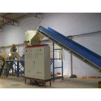 China Waste Plastic Washing Recycling Machine Stainless Steel Rotor Shaft wholesale