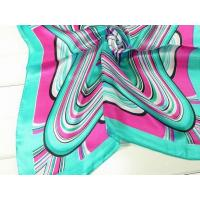 China Square Silk Scarf 019 wholesale