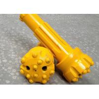 China Ingersoll Rand Button Drill Bit Dth Hammers And Bits For Quarry Drilling wholesale
