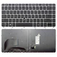 China Original New For HP EliteBook 840 G3 836308-001 821177-001 US Backlit laptop keyboard NSK-CY2BV on sale