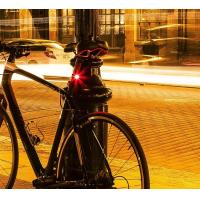 China Smart Design LED Bike Lights 7 Hours Discharge Time 69.5*34*26.5mm Dimension wholesale