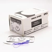 China Polydioxanone monifilament(PDO/PDS) surgical sutures with needles wholesale