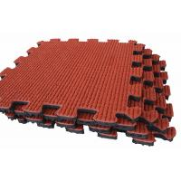 China gym rubber floor mat, kids rubber mat wholesale