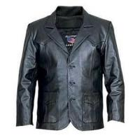 China S M L XL XXL Repellence lamb skin Fleece Lined 100% Leather down casual Jackets wholesale