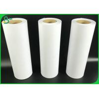 Buy cheap 100% natural White Color CAD Plotter Paper Roll With A0 A1 A2 SIze from wholesalers