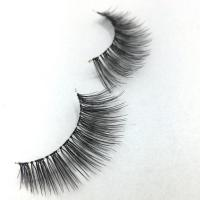 China Real Siberian 3D Mink Lashes Individual Mink Lash Extensions Natural Style wholesale