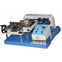 China JIS-K 6328/6404.6 	Leather Testing Equipment , Crumpling Resistance Test Machine wholesale