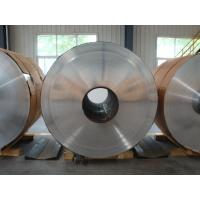 Buy cheap Food / Beverage Packaging Aluminum Foil Shiny Side 1235 / 8011 O Non Leakage from wholesalers