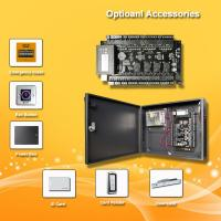 China Professional Wiegand Access Control Panel Input / Output Ports To Control Doors wholesale