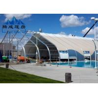 China Modular Multi-Sports Halls Waterproof Aluminum Sporting Event Tents Outdoor wholesale