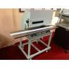 China High Precision PCB Depaneling Machine , Customized PCB depanelizer wholesale