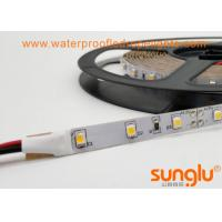 China DC 12V  SMD3528  9bulb Flexible LED Strip light , CCT 10000K Flex LED ribbon 5.86 inch wholesale