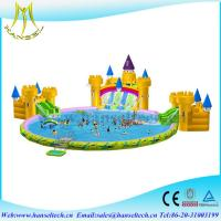 China Hansel durable swimming pool non-slip mats for hoiliday and weekend wholesale