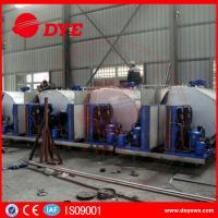 China Sus304 1000 Liter Milk Cooling Tank Refrigeration Compressor ISO9001 wholesale