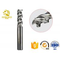 China Carbide Acrylic Cutting Router Bits , CNC Milling Cutters End Mill 1 Flute wholesale