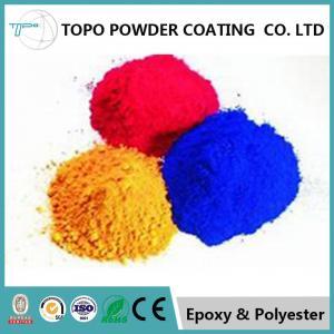China Hammered Motorbike Frame Powder CoatingEpoxy Materials RAL 1000 Color on sale