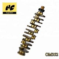 China Made in china diesel engine OM352 352 0303702 manufacturer truck used crankshaft drawing wholesale