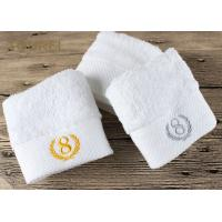 China 100% Cotton Strong Absorben 5-Star Hotel Hand Towels 15.7 x 31.5 inches wholesale