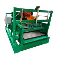 China Adjustable Force Vibration Motor Powered Mud Cleaner for Drilling Mud Treatment wholesale