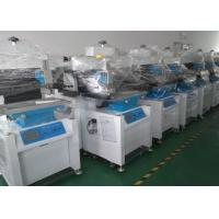 China 0.6m LED Solder Paste Screen Printer Easy Operated With Servo System wholesale